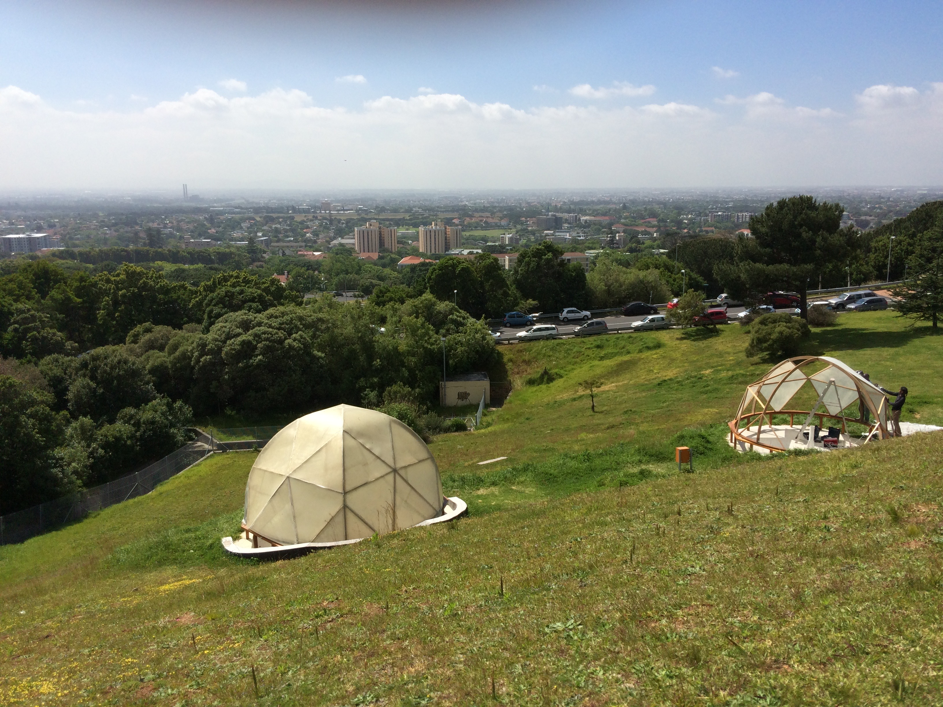 Radio Telescopes at UCT